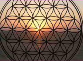 flower of life stickers